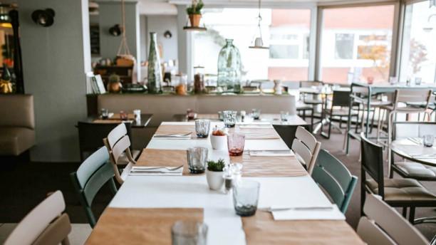Jardin & Compagnie Salle du restaurant