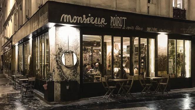 Monsieur Poirot - Restaurant - Paris