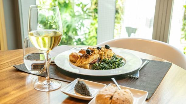 Restaurante Marques Soares Bacalhau com Broa e Salpicão Tradicional