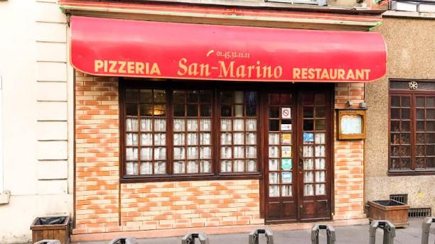 Pizzeria San Marino Entrée