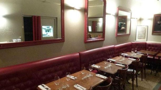 miroir in paris restaurant reviews menu and prices