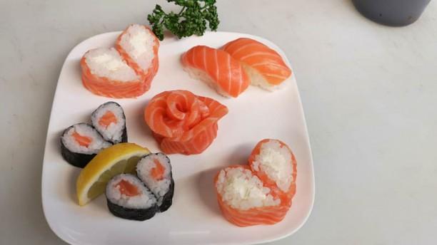 Wok and Sushi Suggestion de plat