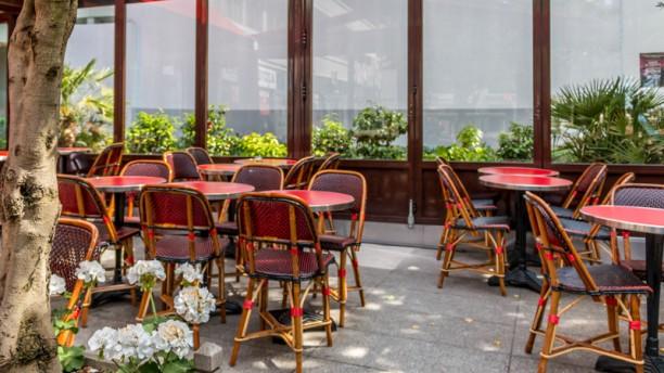 La Terrasse D Italie restaurant la terrasse d'italie à paris (75013), place d'italie