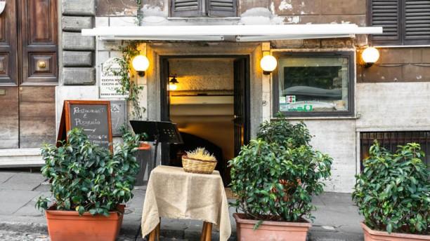 Taverna Barberini La facciata