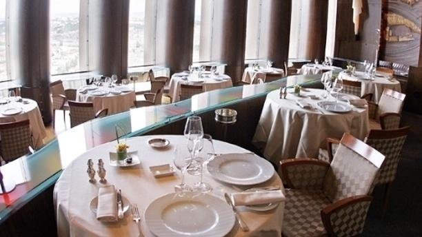 L'Arc-en-Ciel - Hôtel Radisson Blu Vue de la salle