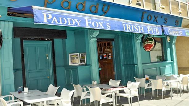 Paddy Fox fachada paddy