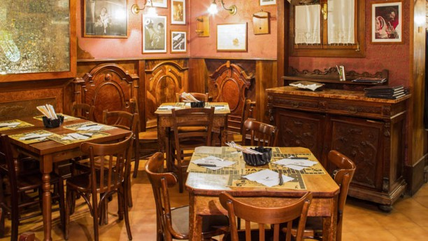 Jazz Club Novecento 900 Sala del ristorante