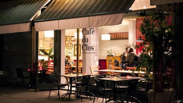 Le Café du Clos