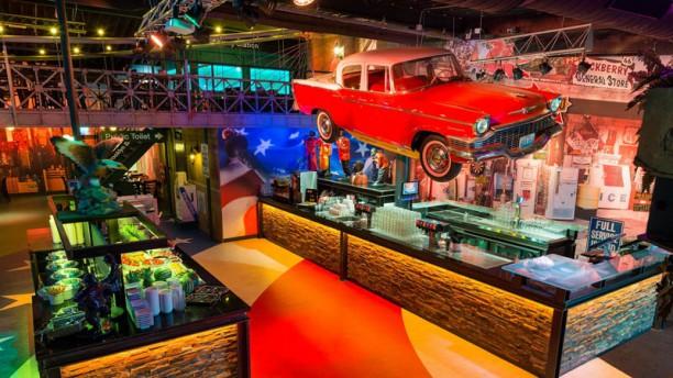Yankee Doodle Het restaurant