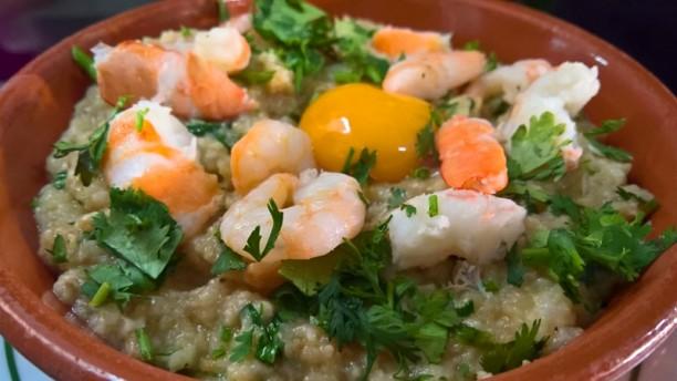 Timor Sugestão de prato
