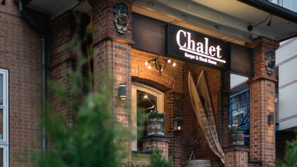 Chalet Steak & Burger Exterior