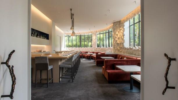 L'Abysse Salle du restaurant