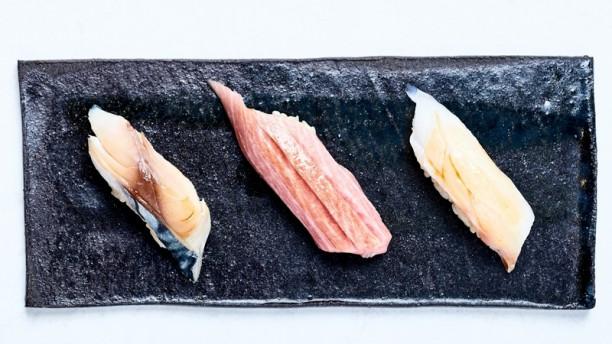 L'Abysse Sushi 3 pièces