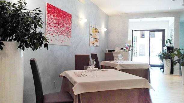 Umami Restaurant La sala