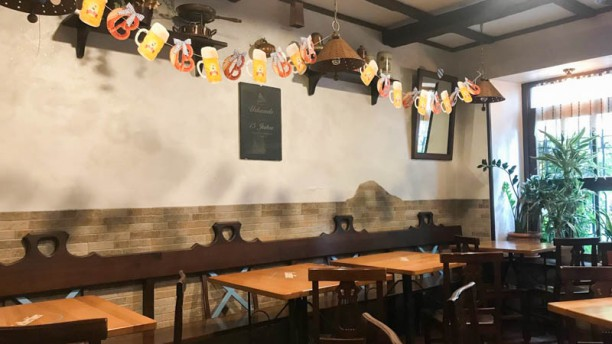 Taverna Bavarese Franz Vista sala