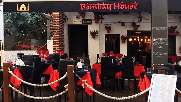 Bombay House La terraza