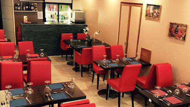 Jasmine's Restaurant Salle du restaurant