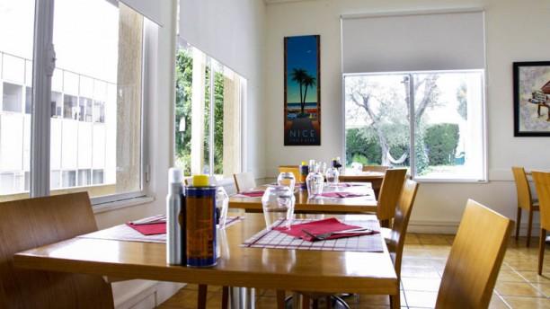 Restaurant de la Victorine Vue de la salle