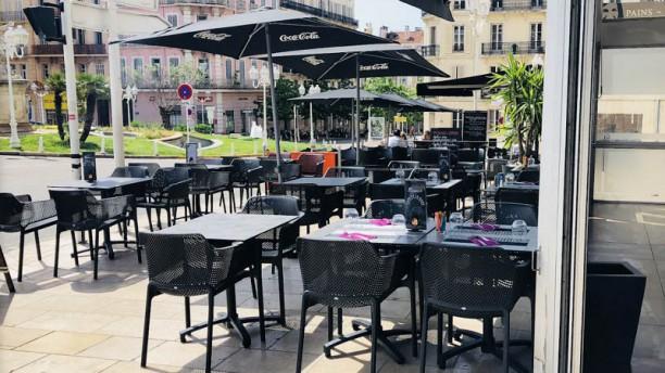 Brasserie Cafe de la Gare Entrée