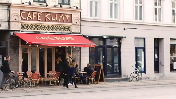 Cafe Klimt Exterior