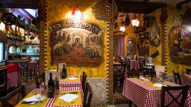 La Taverna  bisteccheria pizzeria Vista sala