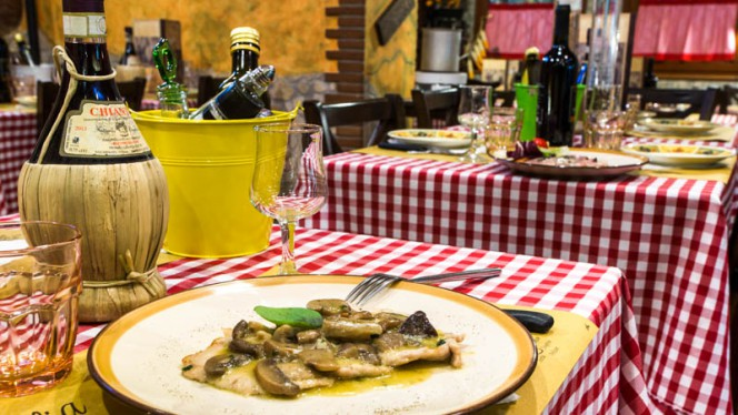 Suggerimento dello chef - La Taverna  bisteccheria pizzeria, Rome