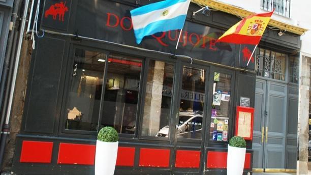 Don Quijote Bienvenue au restaurant Don Quijote