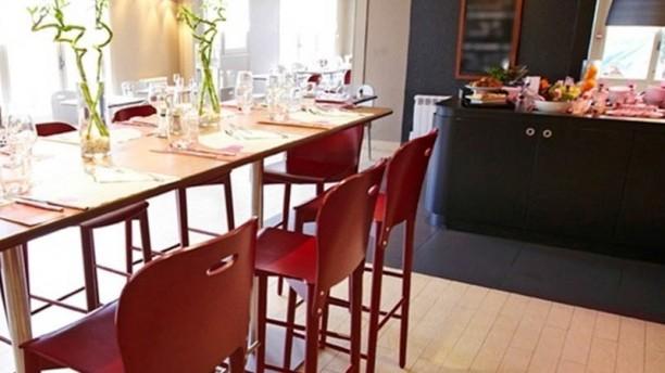 Campanile Charleville-Mézières Salle du restaurant
