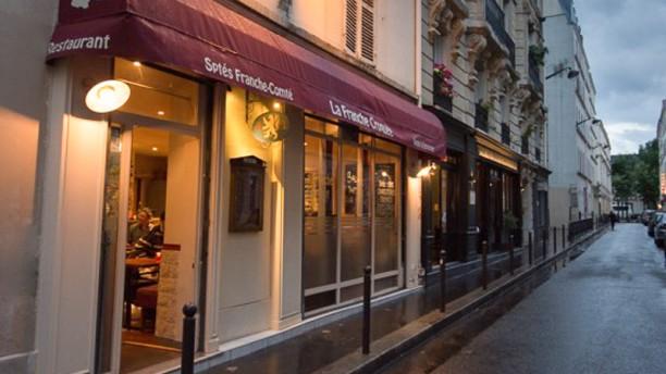 La Franche Croquée le restaurant
