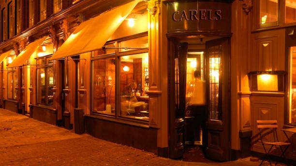 Carels Café Restaurant Ingang