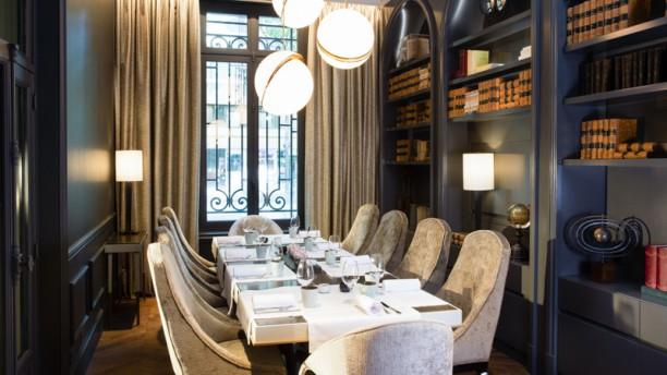 Cl o restaurant 19 boulevard de la tour maubourg 75007 paris adresse ho - Tour maubourg restaurant ...