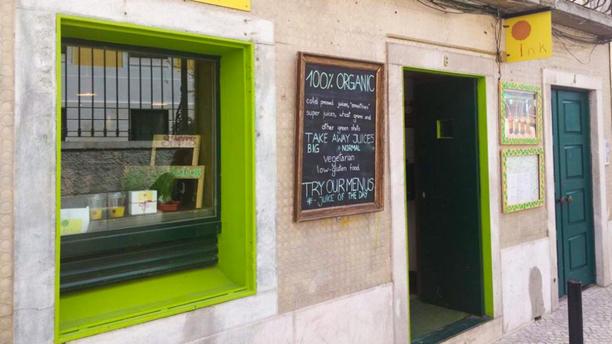 Ink Café entrada
