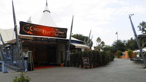 Circus Dinner Show  Monte-Carlo Entrée