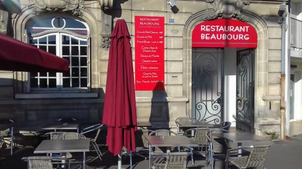 Beaubourg Façade