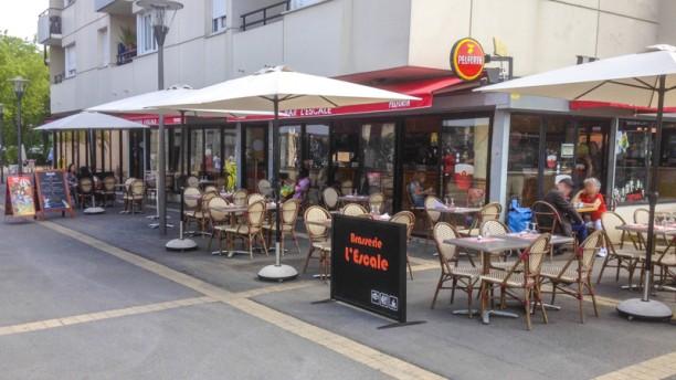 Restaurant l'Escale Terrasse