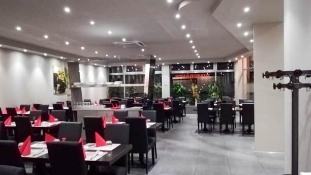 Sushi Gao Vista sala