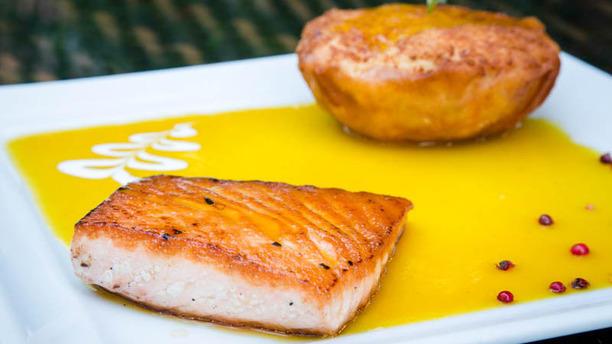 Bentô Sushi Lounge prato
