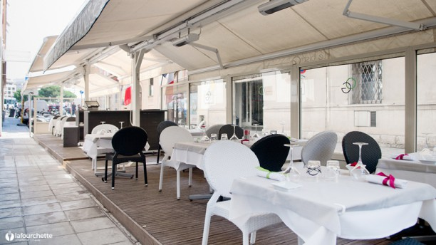 Le Bistrot Gourmand Terrasse