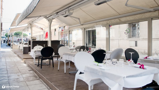 Terrasse - Le Bistrot Gourmand, Nice
