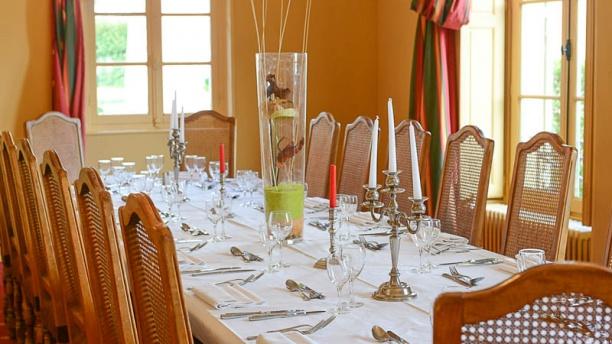 La Catounière - Château de Sancy Groupe restaurant Château de Sancy