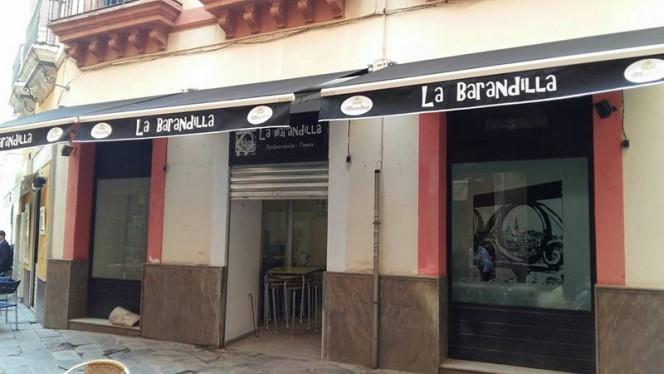 Fachada - La Barandilla, Sevilla