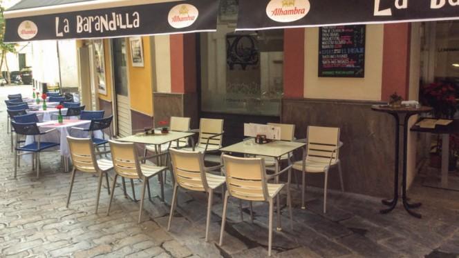 Terraza - La Barandilla, Sevilla