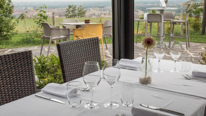 Terrazza e giardino - Il Boccone del Prete, Bologna