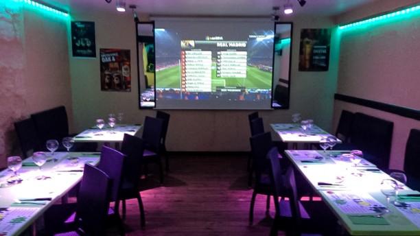 Kiwi Bar salle brasserie
