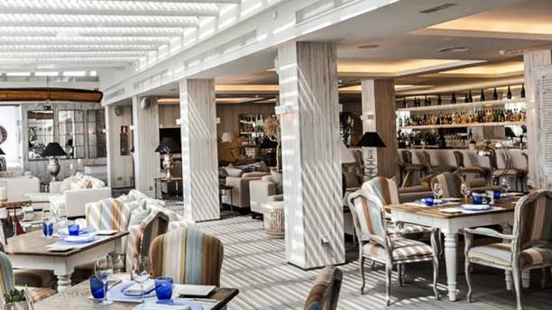 Restaurante sea grill puente romano beach resort spa - Sea grill marbella ...