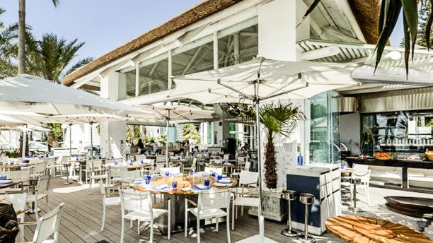 Sea Grill - Puente Romano Beach Resort & Spa Terraza