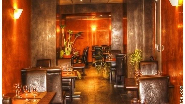 La Casa D'Ancel Salle du restaurant