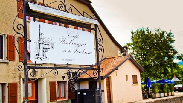 Restaurant de la Fontaine