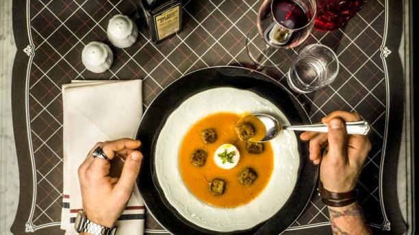 Bove's Alba Suggerimento dello chef