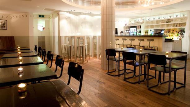 Café Restaurant Piet de Gruyter Restaurant